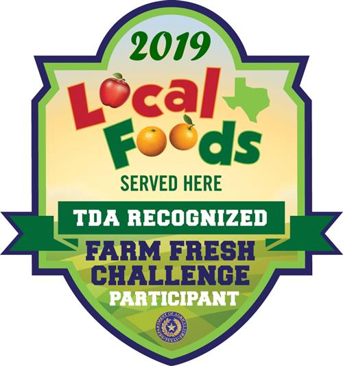 TDA Recognized Farm Fresh Challenge