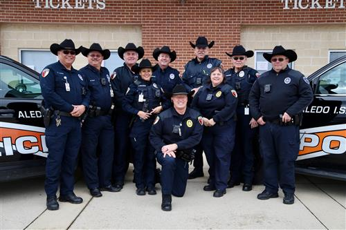 Aledo ISD police force