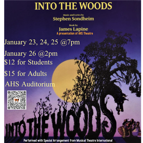 Into the Woods - Spring Musical